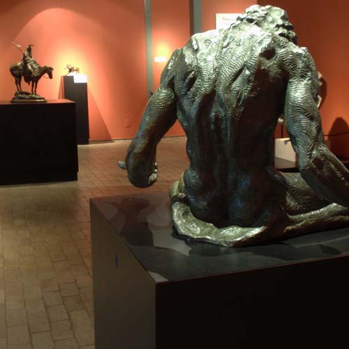 National Sculpture Society 76th Annual Exhibition